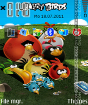 Angry Birds 04 theme screenshot