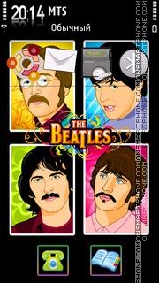 Beatles 03 tema screenshot
