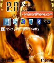 Lady theme screenshot