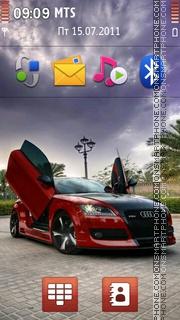 Audi Tt 05 Theme-Screenshot