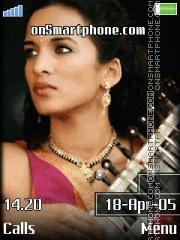 Скриншот темы Anoushka Shankar