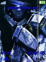 Transformers Megatron es el tema de pantalla