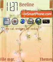 Tree 03 es el tema de pantalla