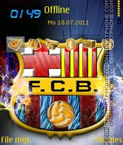 Fc Barcelona 20 es el tema de pantalla