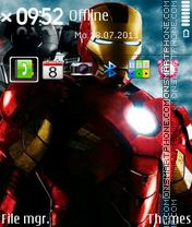 Iron Man 04 es el tema de pantalla