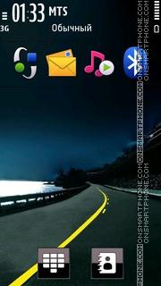 Long Road 01 theme screenshot