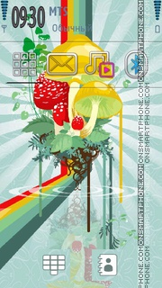 Design 04 theme screenshot