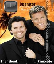 Thomas Anders theme screenshot