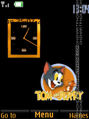 Tom jerry theme screenshot