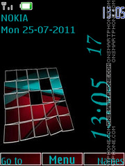 Mosaic in the System By ROMB39 theme screenshot