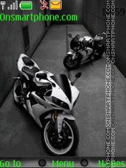 Yamaha With Tone 03 theme screenshot