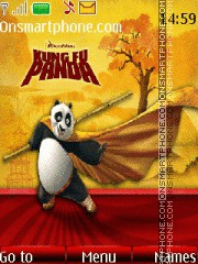 Kung Fu Panda 05 theme screenshot