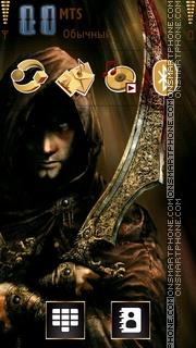 Prince Of Persia 2034 es el tema de pantalla