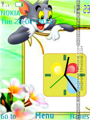 Tom jerry 3 theme screenshot