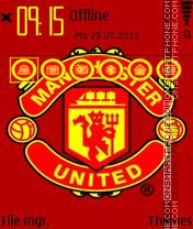 Manchester United 20 es el tema de pantalla