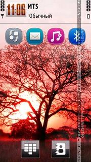 Sunshine 04 tema screenshot