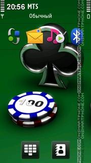 Royal Flush theme screenshot