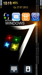 Windows Seven 04 tema screenshot
