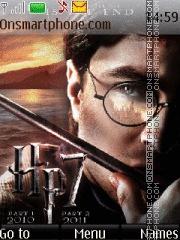 Harry Potter 7 03 es el tema de pantalla