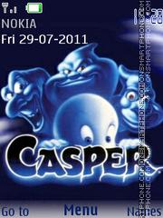 Capture d'écran Casper the Friendly Ghost thème