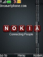 Ultracolours Nokia theme screenshot