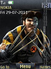 X-men 05 Theme-Screenshot