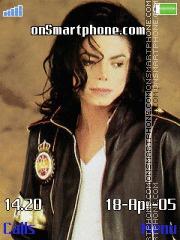 Скриншот темы Michael
