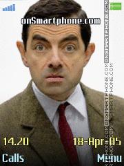 Скриншот темы Mr. Bean