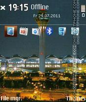Kuala Lumpur Airport theme screenshot