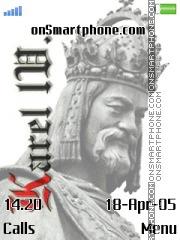 Скриншот темы Karel IV