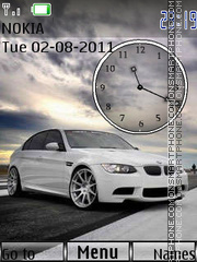 Bmw 02 theme screenshot