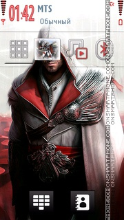 Assassins Creed 09 theme screenshot