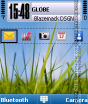 N8 theme screenshot
