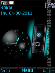 Nokia for real men By ROMB39 theme screenshot
