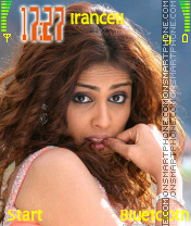 Genelia v2 theme screenshot