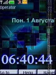 XP swf theme screenshot