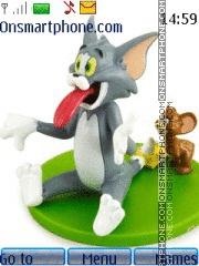 Скриншот темы Tom And Jerry Icons 02