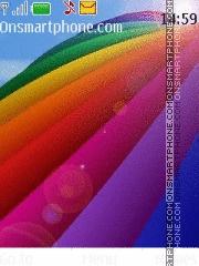 Nokia Style 01 theme screenshot