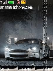 Скриншот темы Super Cars By Space 95