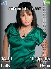Barbora Munzarova tema screenshot