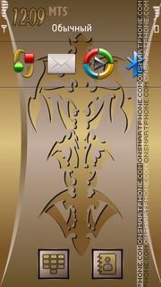Lao Stia's Bones es el tema de pantalla