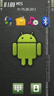 Android 05 theme screenshot