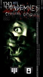 Condemned Criminal Original es el tema de pantalla