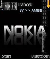 Nokia theme screenshot