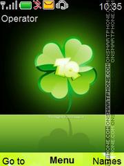 Green World Theme tema screenshot