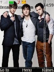 Trio (Spletnitsa) theme screenshot