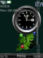 Скриншот темы Vegetable life By ROMB39