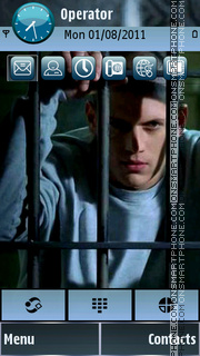 Prison break tema screenshot