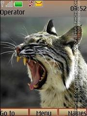 Lynx swf theme screenshot