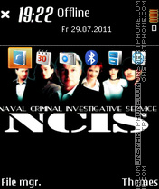 NCIS2 theme screenshot